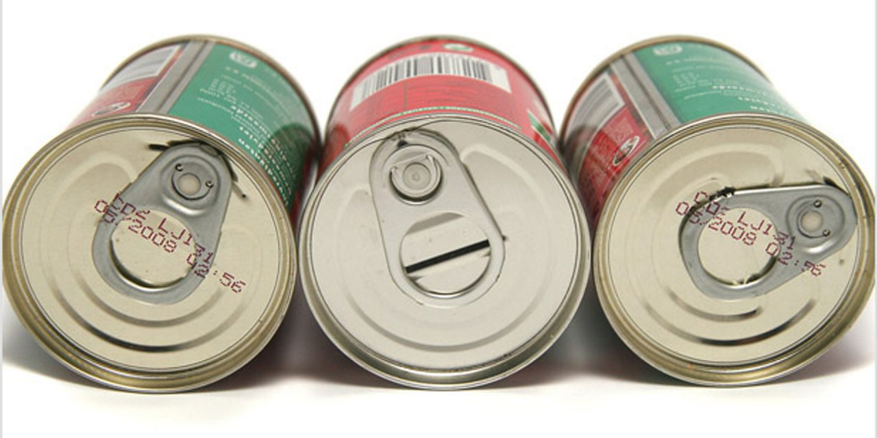 Why You Should Avoid Canned Foods?